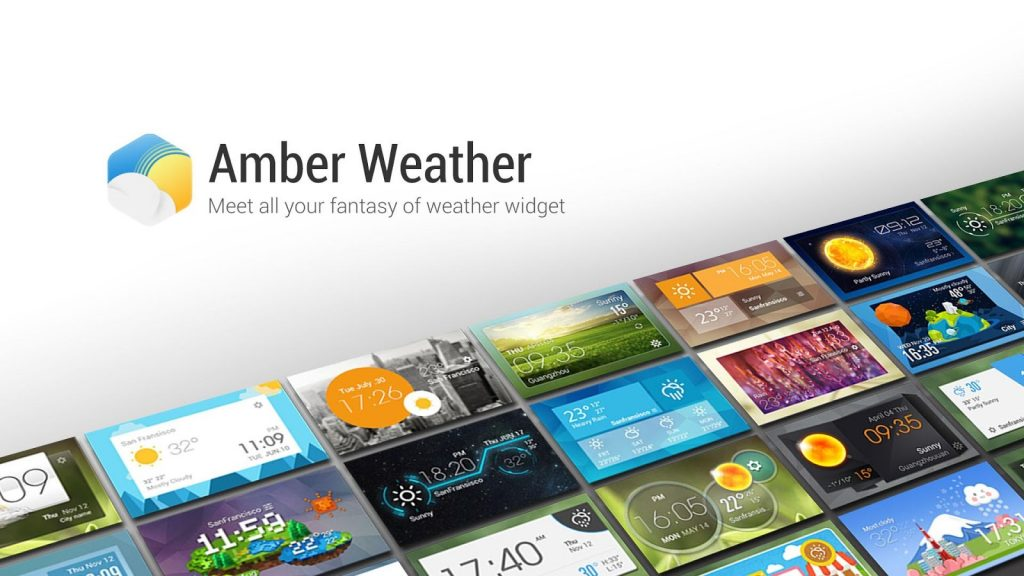Android Weather App Reviews - Amber Weather