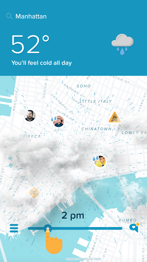 Android Weather App Reviews: Sunshine and Amber Weather