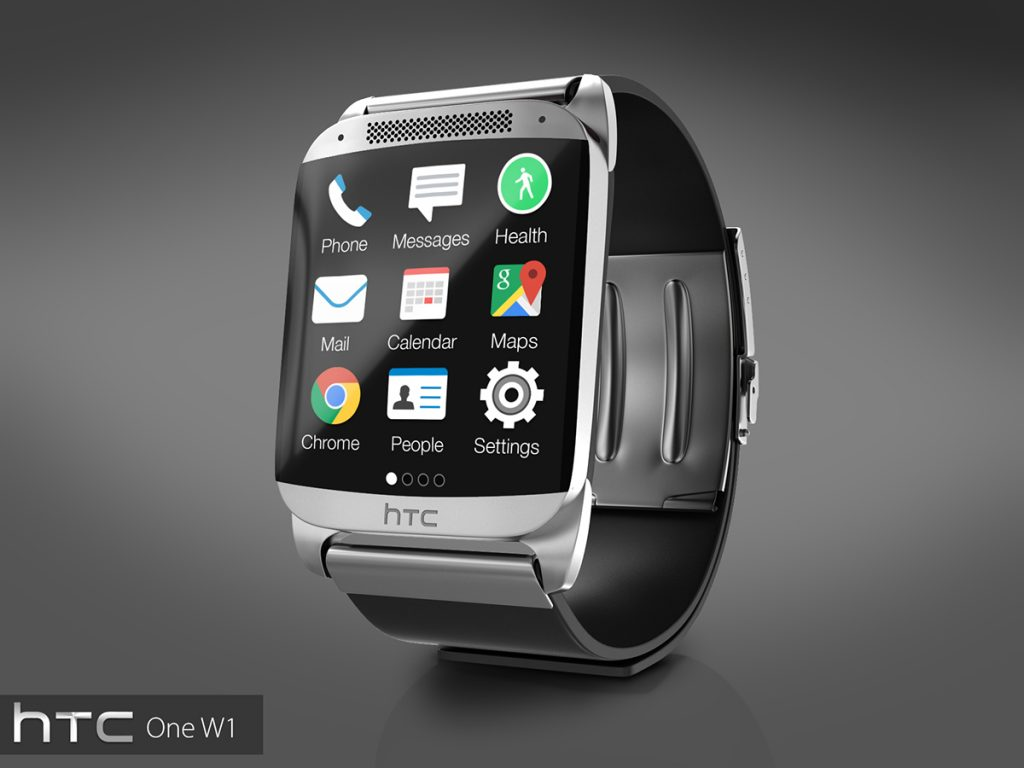 Best Smartwatch for Android - HTC One Smartwatch