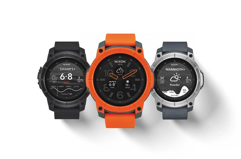 Best Smartwatch for Android - Nixon Mission