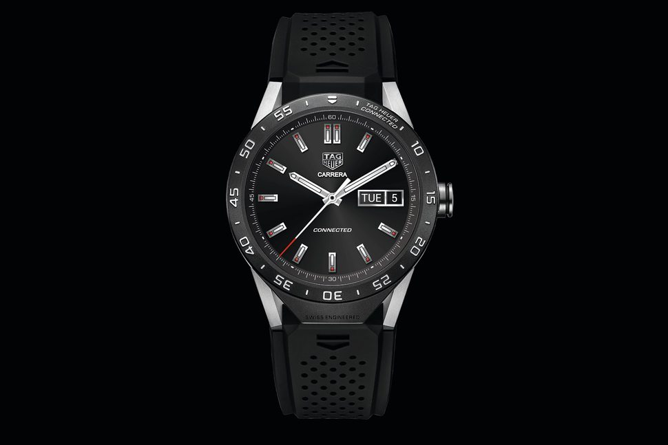 Best Smartwatch for Android - Tag Heuer Connected 2