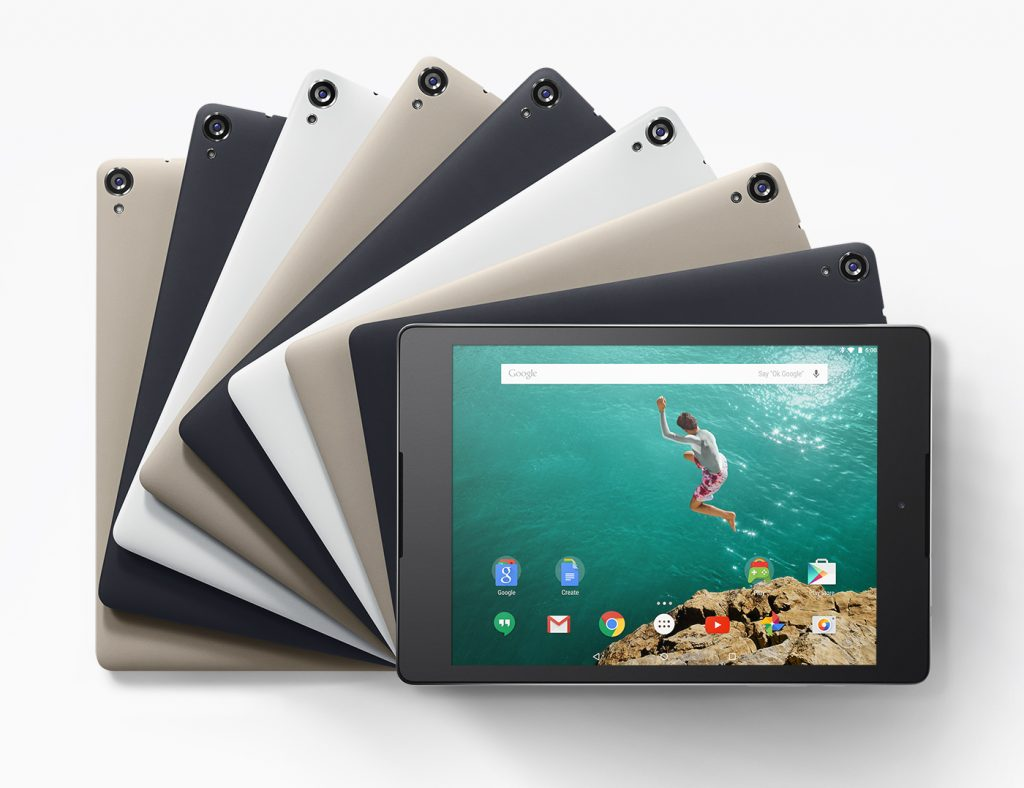 Google Tablet Reviews - Nexus 9