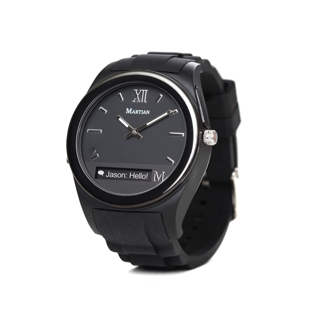 Smartwatch for Android List - Martian Notifier