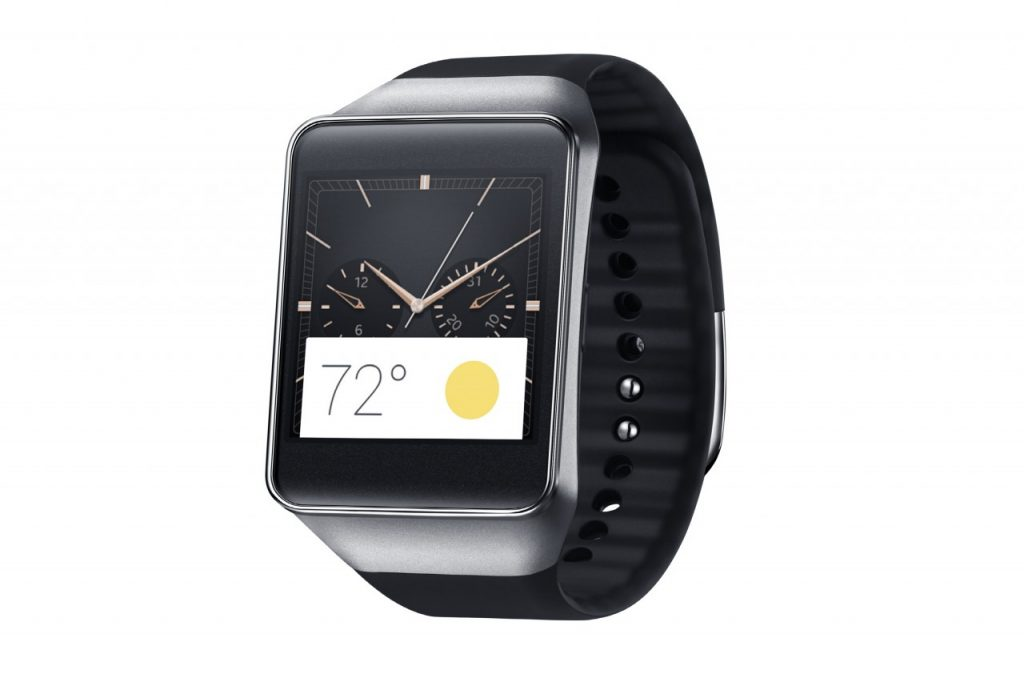 Smartwatch for Android List - Samsung Gear Live