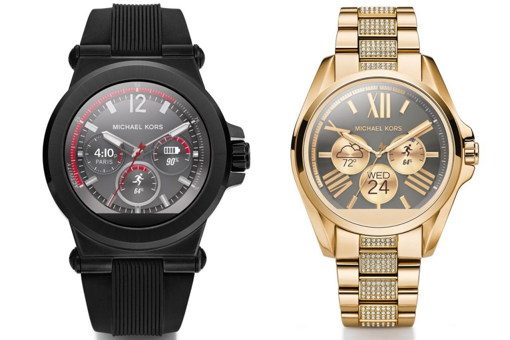 Smartwatches for Android - Michael Kors Access Collection