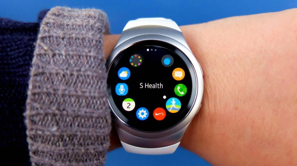 Smartwatches for Android - Samsung Gear S3