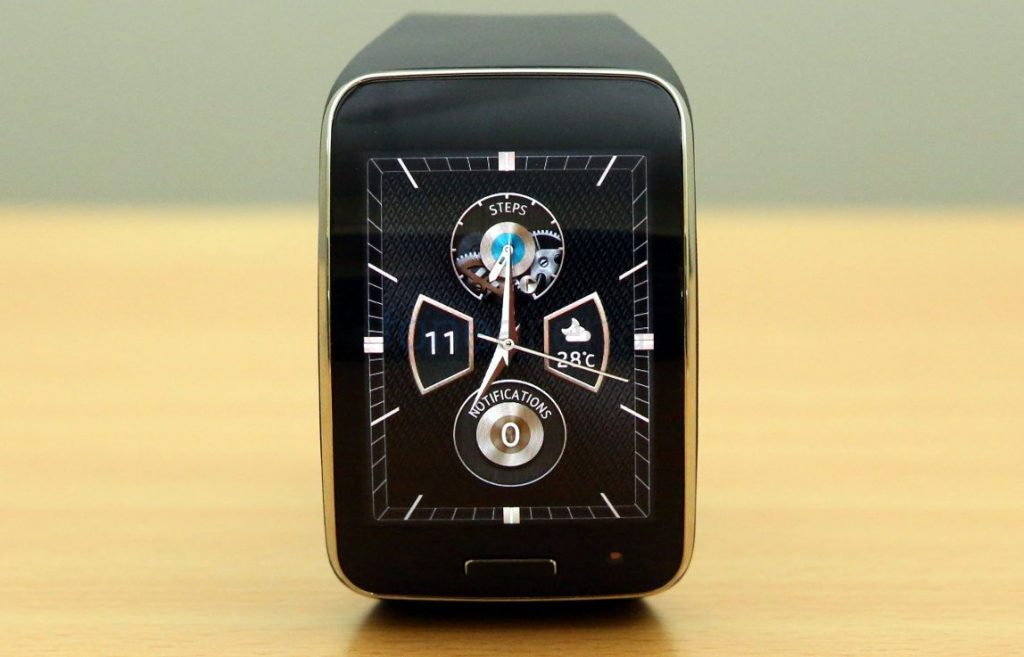 #3 in Our List of the Best Samsung Smartwatches - Gear S
