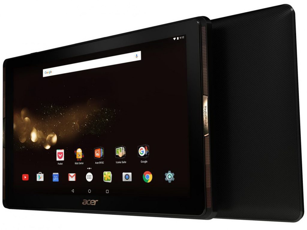 Acer Tablet Reviews - Iconia Tab 10 A3-A40