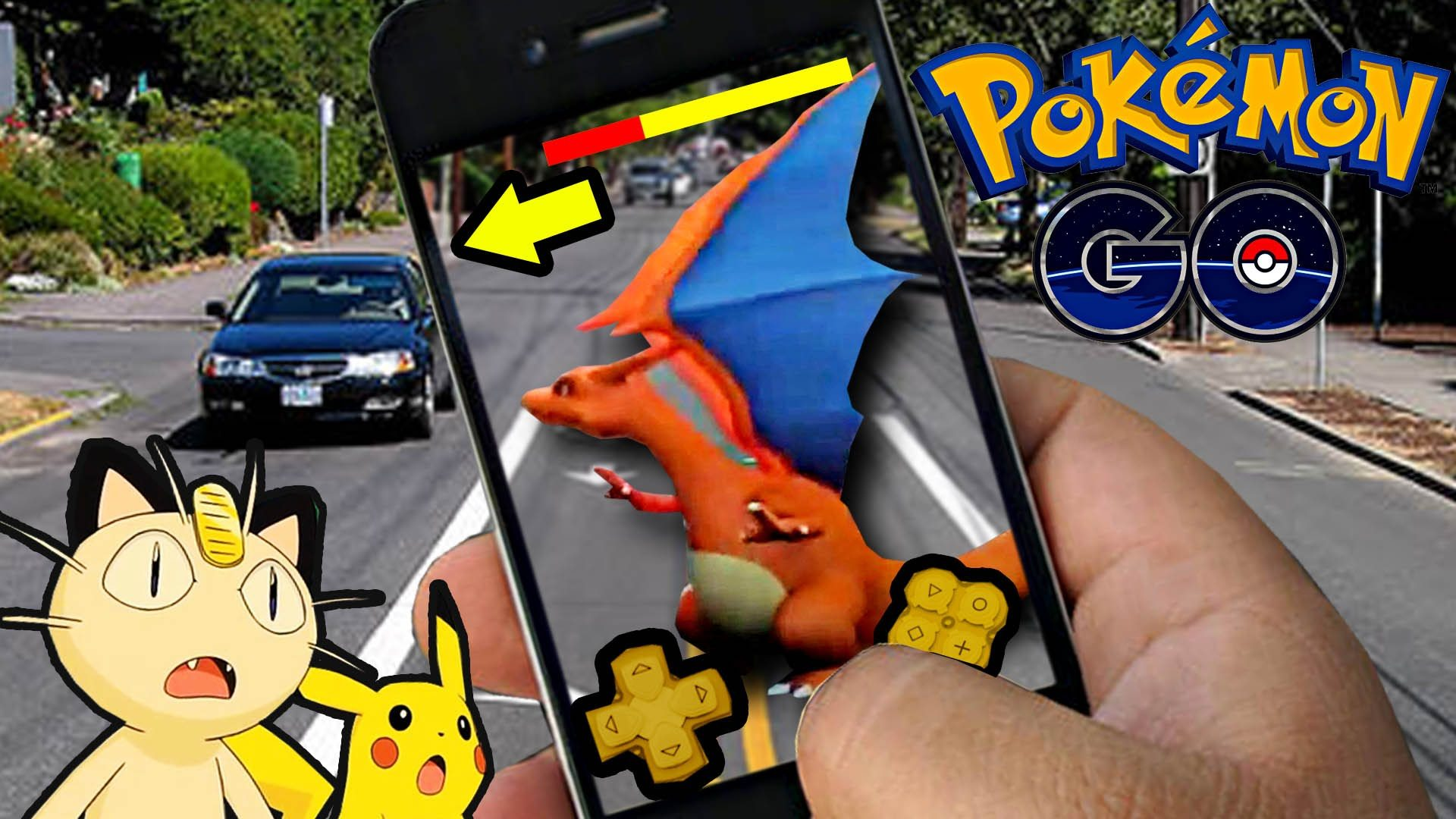 Android Game App Reviews: Pokemon Go and Rayman Adventures