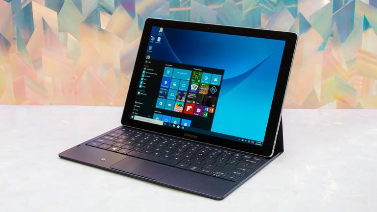 Galaxy Tablet Review: Galaxy TabPro S with a Razor Sharp Display and a Decent Battery