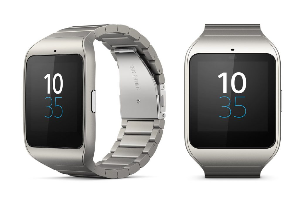 #3 in Our List of the Hottest Android Wear Smartwatches - Sony Smartwatch 3