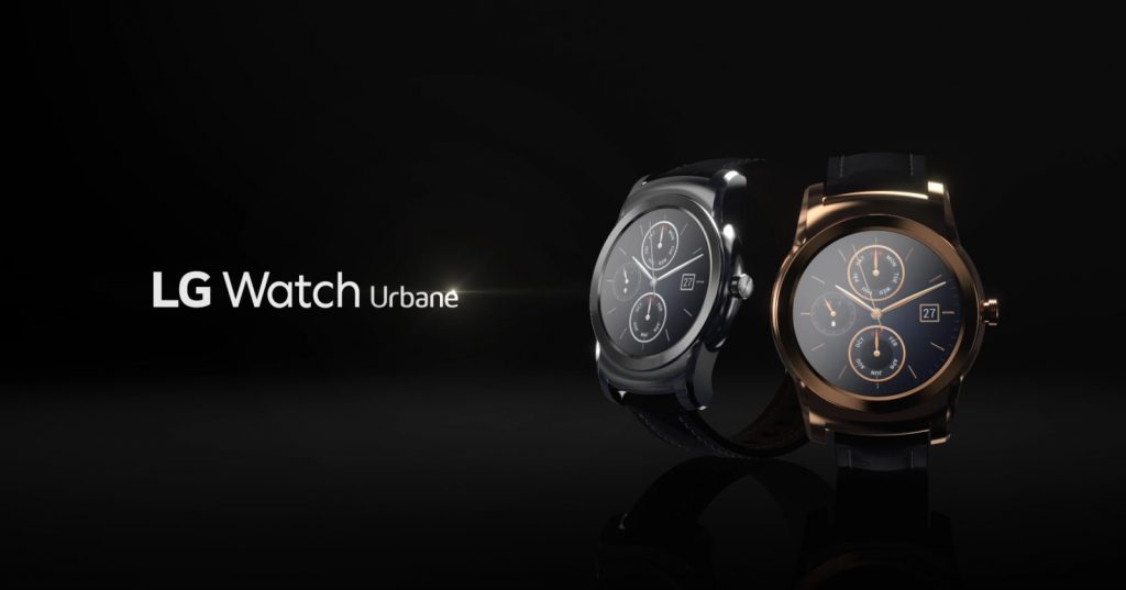 #5 in Our List of the Hottest Android Wear Smartwatches - LG Watch Urbane