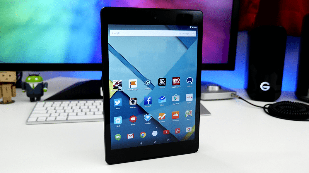 Android Tablets Reviews: Google Nexus 9 with a Fantastic Display and an Unremarkable Design, Lenovo Yoga Tab 3 Pro with a Massive Battery and a Heavy Weight
