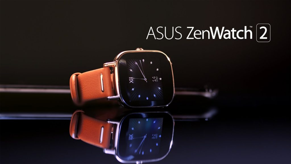 Asus Smartwatch Review - Zenwatch 2 with an Outstanding Battery Backup Time