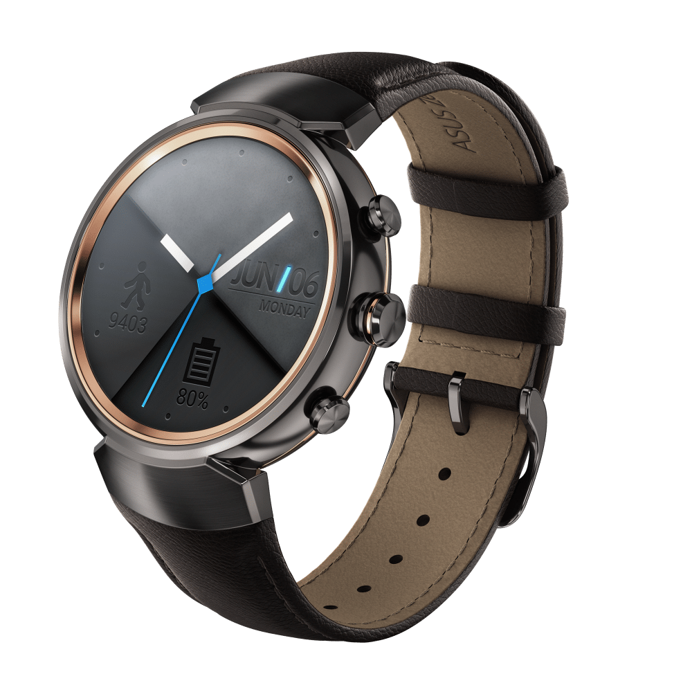 Asus Zenwatch Reviews - Zenwatch 3 with a Premium Look and Bright Display