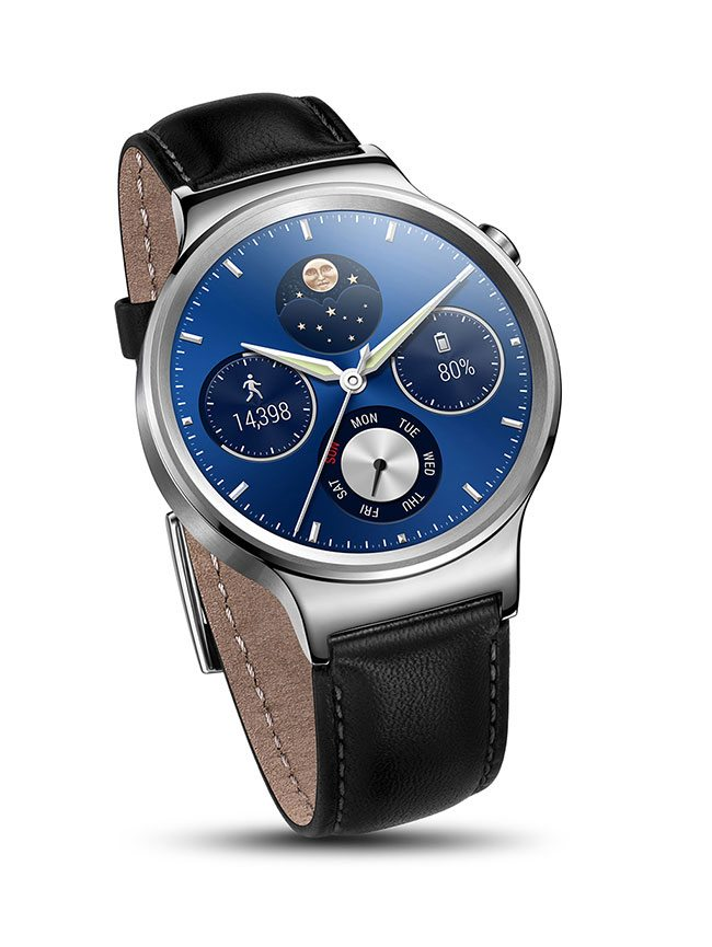 #2 in Our List of the Best Android Smartwatches - Huawei Watch