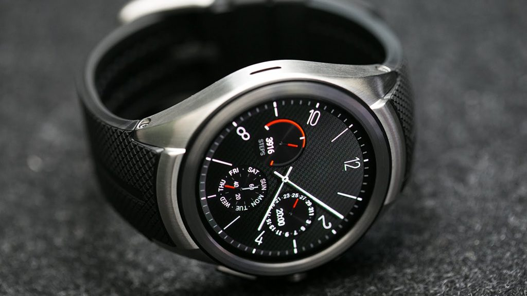 Android LG Smartwatch List - LG Watch Urbane (2nd Edition)