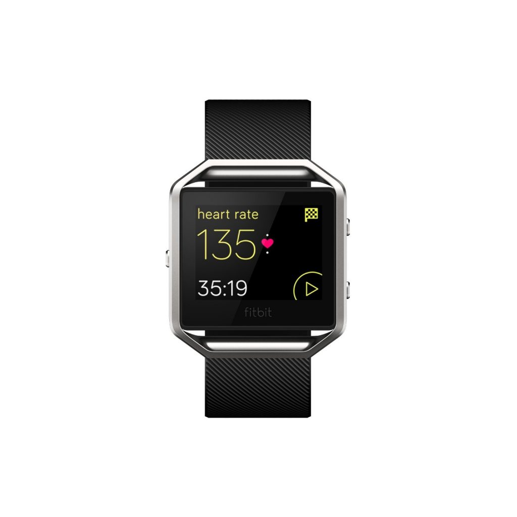 Top Android Smartwatches - Fitbit Blaze