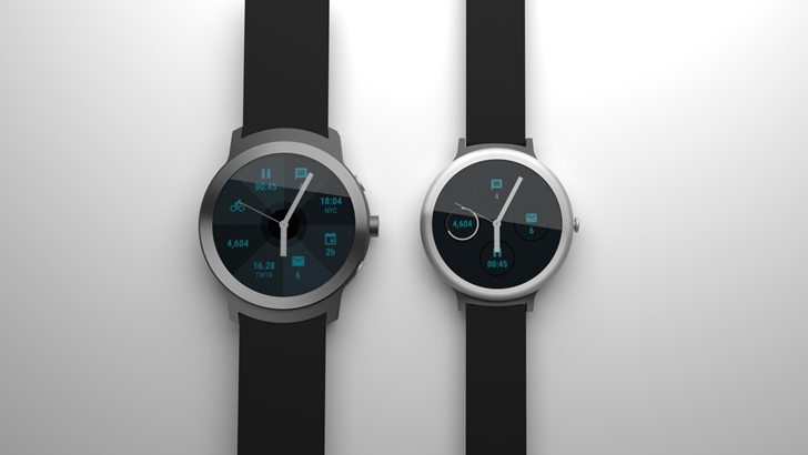 #2 in Our List of the Upcoming Android Smartwatches - Google Smartwatch