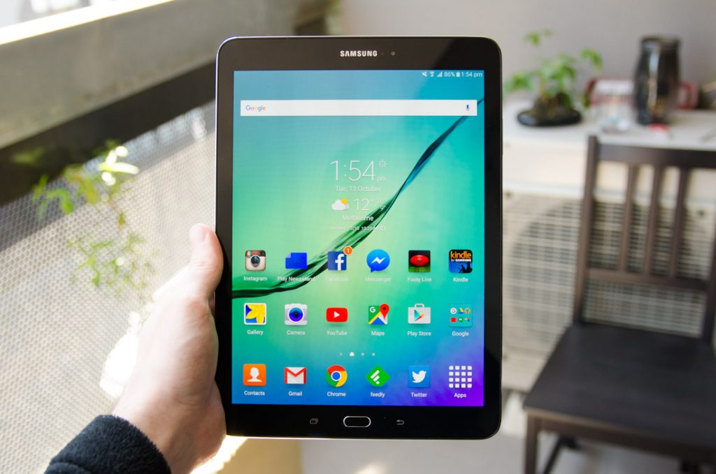 Samsung Galaxy Tablet Review - Galaxy Tab S2 8 Excelling in All Areas, Except the Camera Department