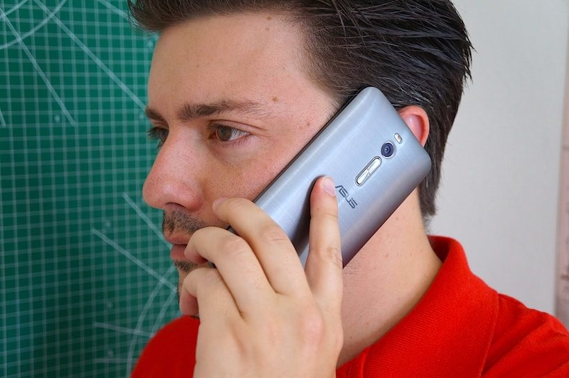 Asus Zenfone 2 - Call Quality