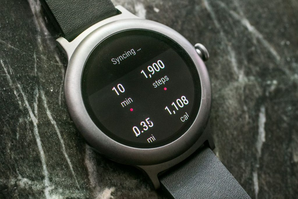 #2 in Our List of the Best Smartwatch for Android - LG Watch Style