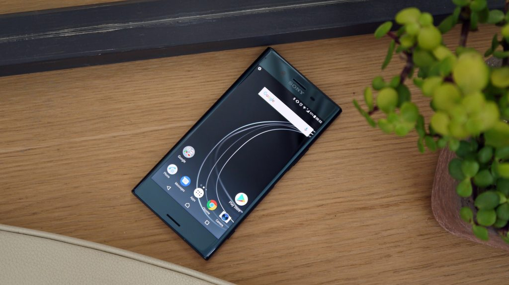 #4 in Our List of the Best Android Phones - Sony Xperia XZ Premium