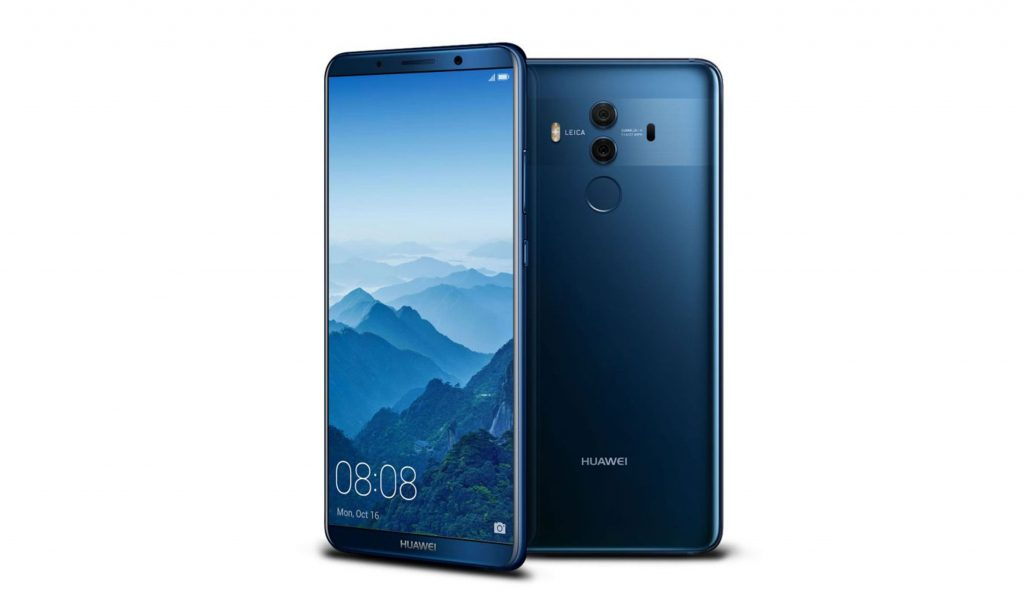 Best Upcoming Smartphones of November 2017 - Huawei Mate 10 Pro