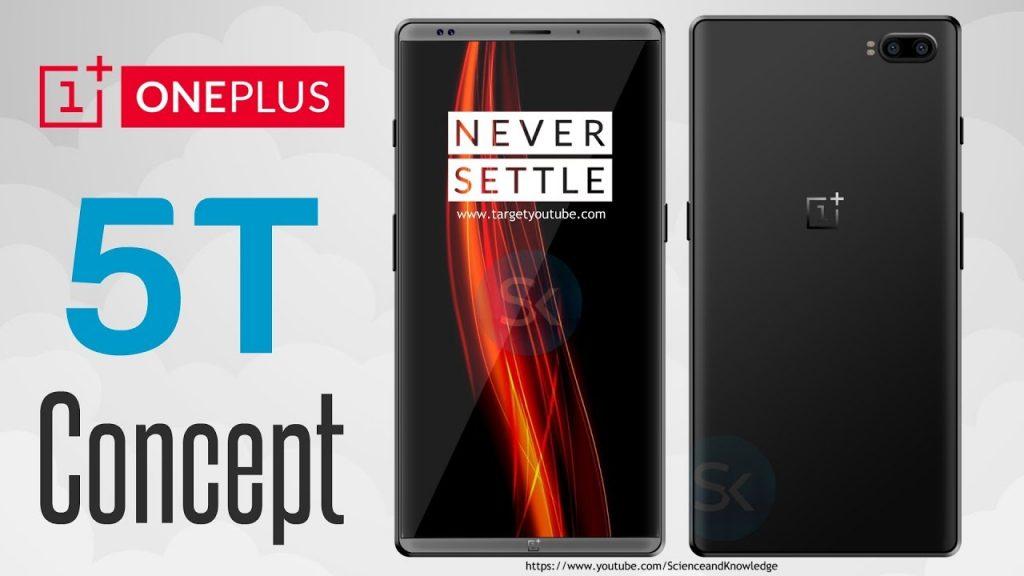 Best Upcoming Smartphones of November 2017 - OnePlus 5T