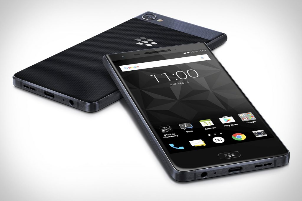 Best Upcoming Smartphones of November - BlackBerry Motion