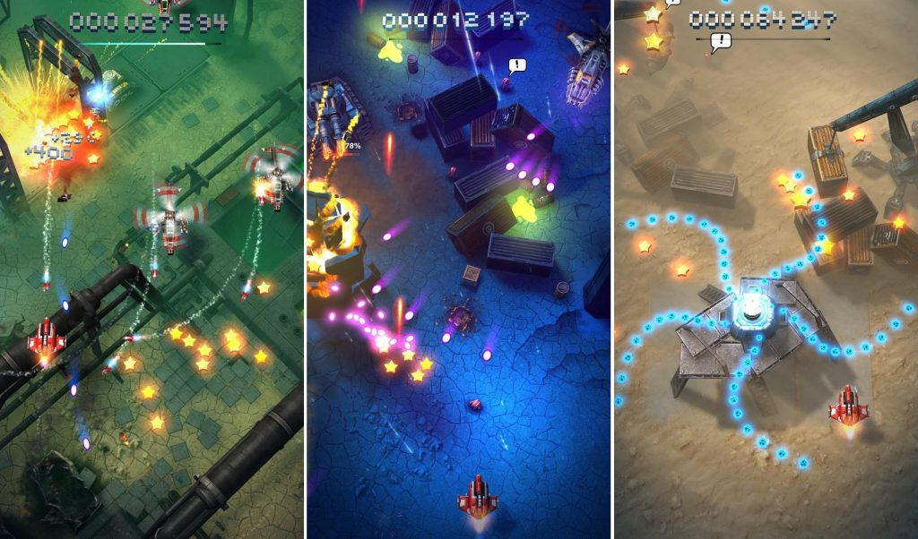 Best Free Android Games 2017 List – Sky Force Reloaded