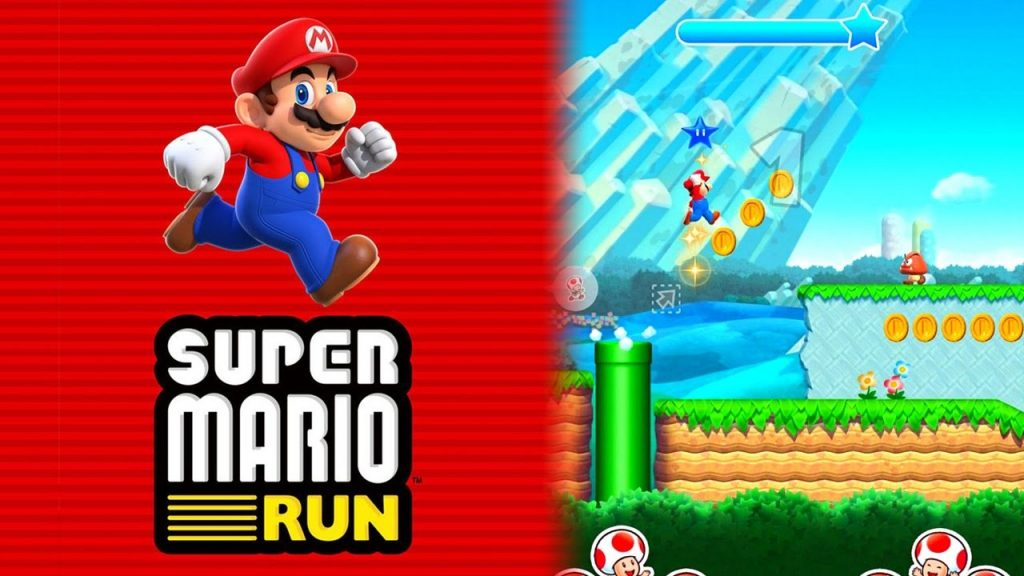 Best Free Android Games 2017 List – Super Mario Run