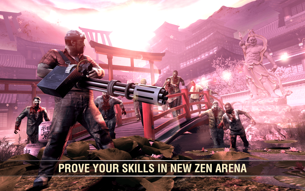 Best Shooting Games for Android 2017 – Dead Trigger 2