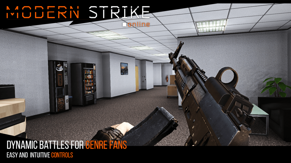 Best Shooting Games for Android 2017 – Modern Strike Online