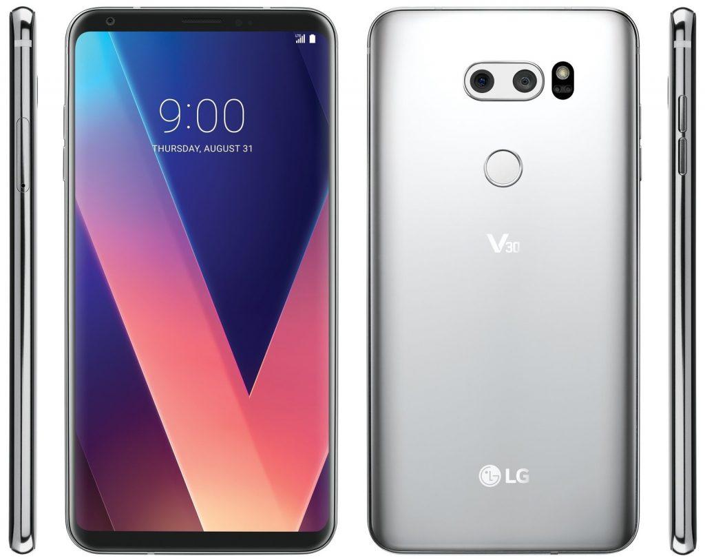 LG V30 Review - Design
