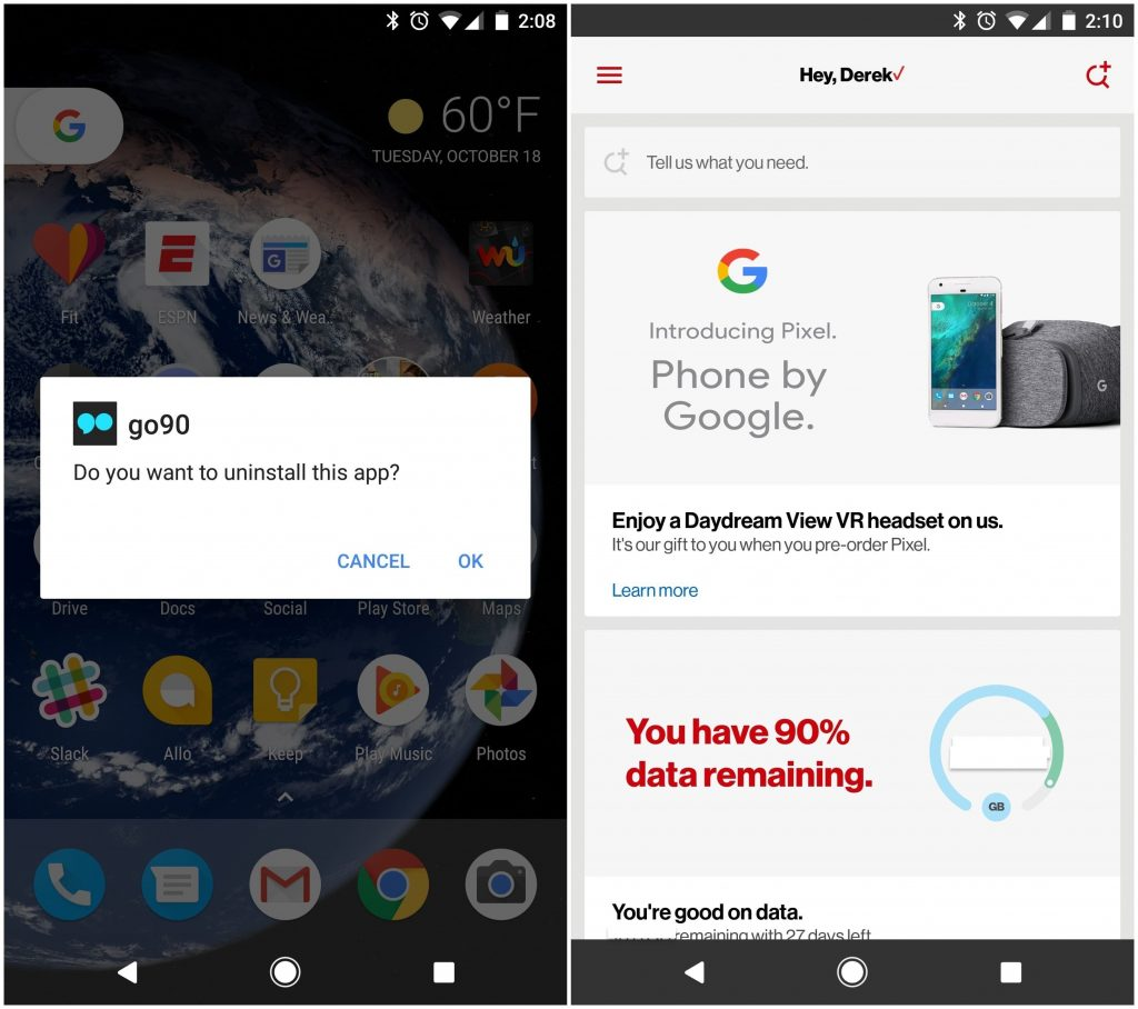 Ways to Fix Google Pixel 2 Battery Life Issues - Disable or Uninstall Power Hungry Apps