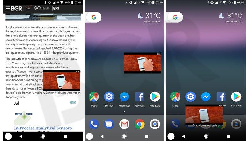 Android O vs iOS 11 - Effectiveness