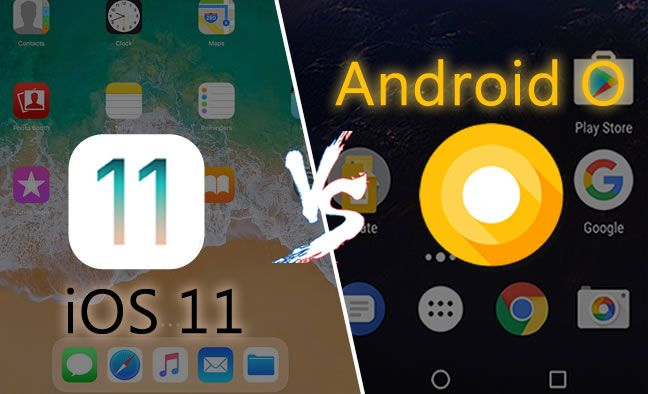 Android O vs iOS 11 - The Verdict