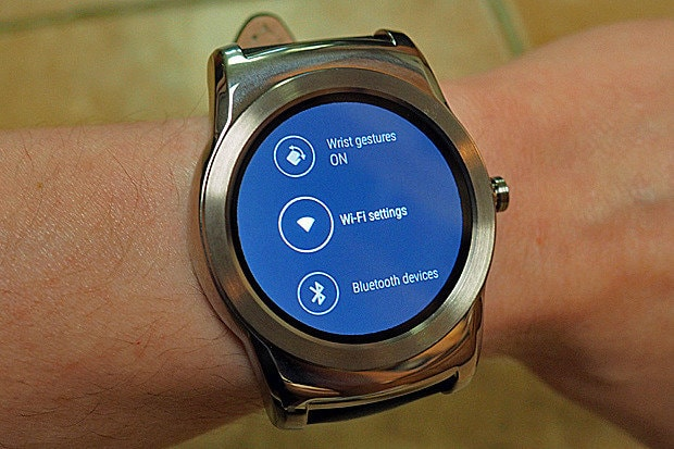 Android Wear Tips and Tricks - Activate Wrist Gestures