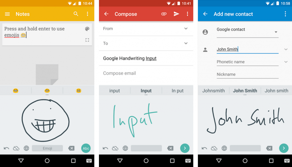 Android Wear Tips and Tricks - Turn Your Finger into a Stylus