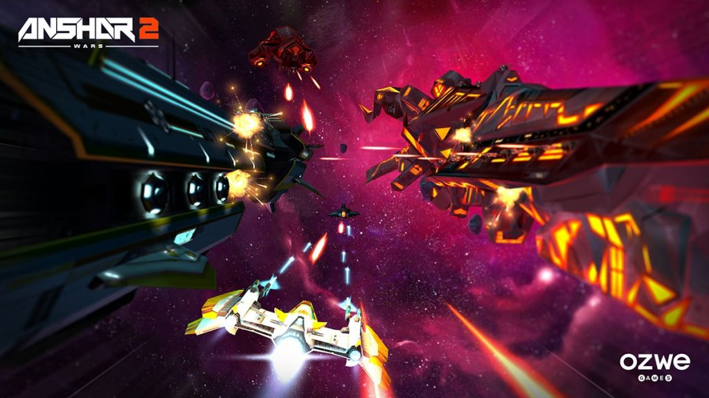 Best Samsung Gear VR Games – Anshar Wars 2