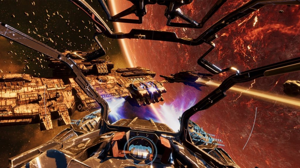 Best Samsung Gear VR Games – End Space