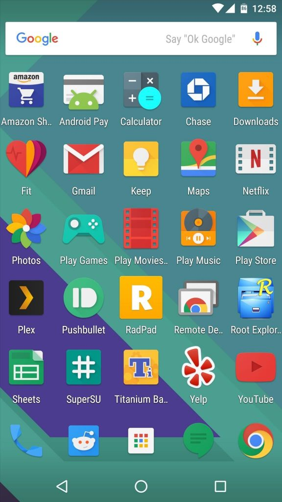 #5 in Our Best Icon Packs for Android List - CandyCons