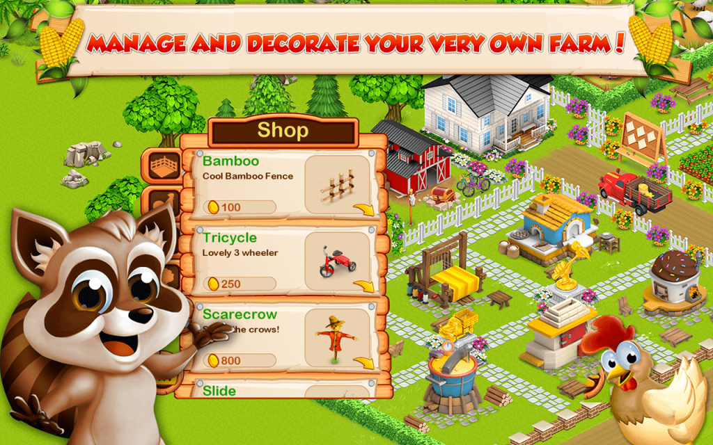 Best Offline Games for Android – Big Little Farmer