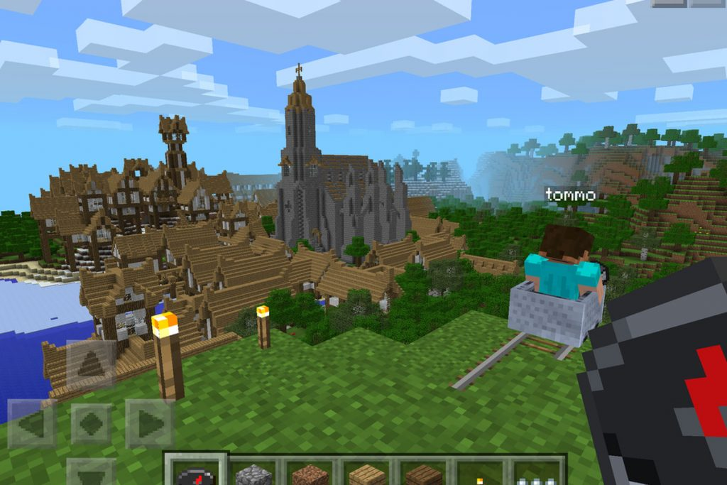 Best Offline Games for Android – Minecraft Pocket Edition