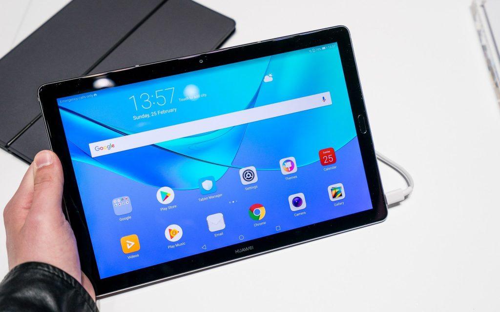 New Tablets 2018 List - Huawei MediaPad M5 Pro