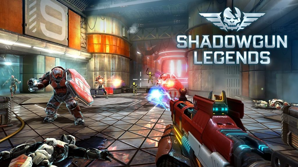 Best New Android Games of 2018 – Shadowgun Legends