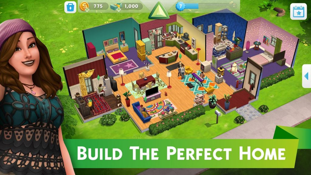 Best New Android Games of 2018 – The SIMS Mobile