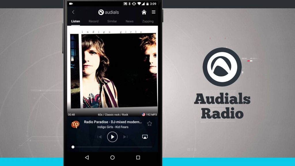Best Radio Apps for Android - Audials