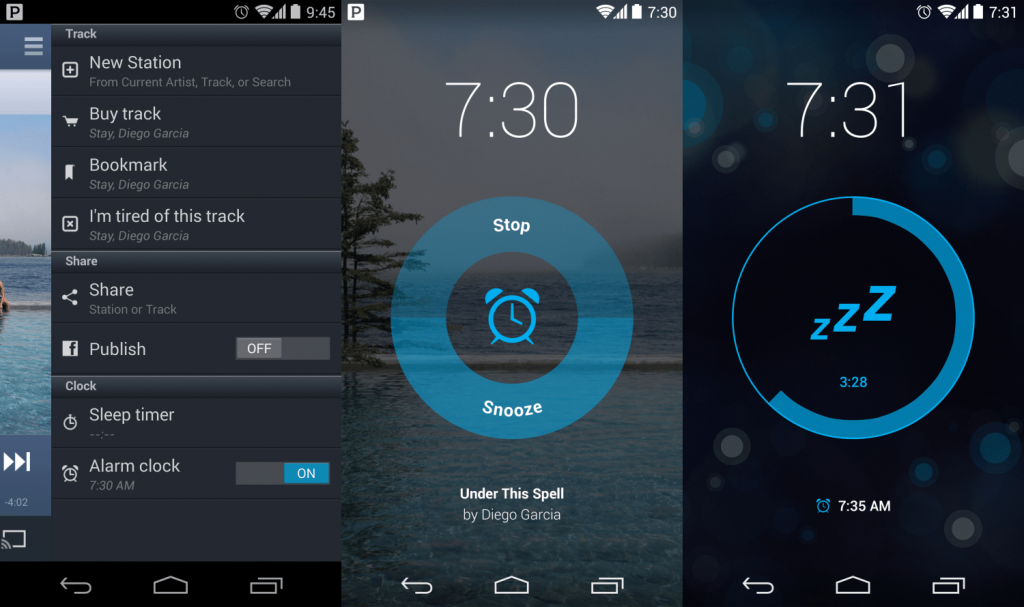 Best Radio Apps for Android - Pandora